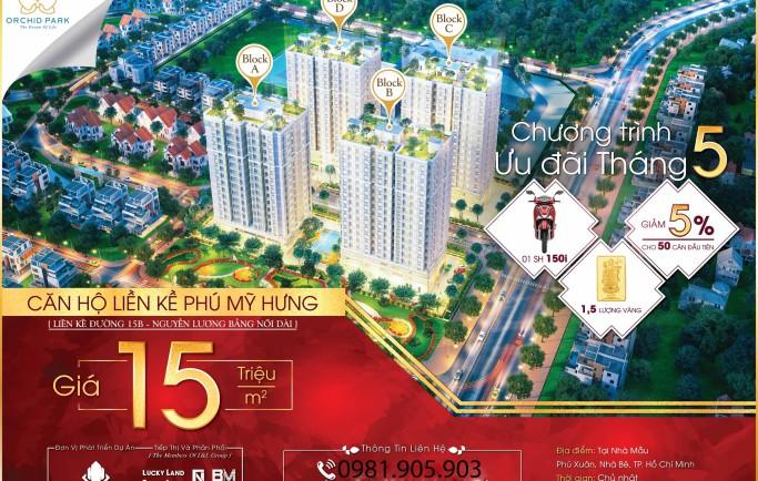 Bán căn hộ liền kề quận 1 view đẹp diện tích 100m2. Giá cực rẻ liền kề quận 7