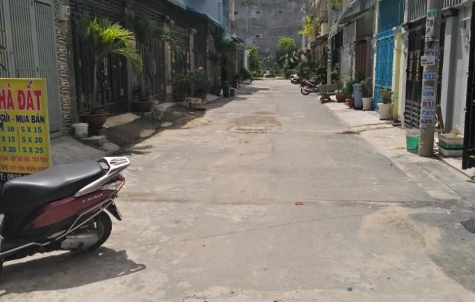Bán nhà riêng tại Đường Hà Huy Giáp - Quận 12 - Hồ Chí Minh