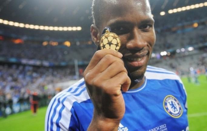 Báo 8live đưa tin Didier Drogba nói gì về việc Eden Hazard rời Chelsea?