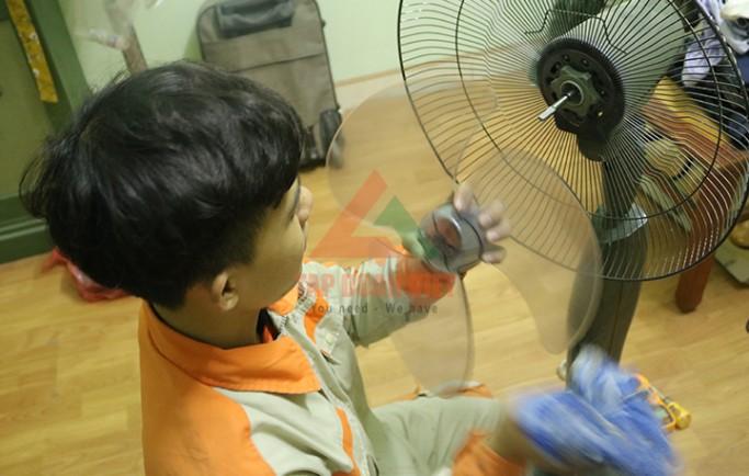 Bảo Trì số 1 chia sẻ dịch vụ sửa chữa quạt điện tại nhà uy tín nhất