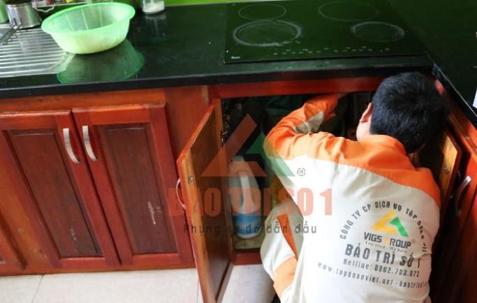 Bảo Trì Số 1 nhận khắc phục sửa bếp từ tại nhà đảm bảo hết lỗi nhanh