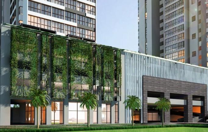 Căn hộ Ascent Plaza - mở bán gđ 1, cam kết chính chủ