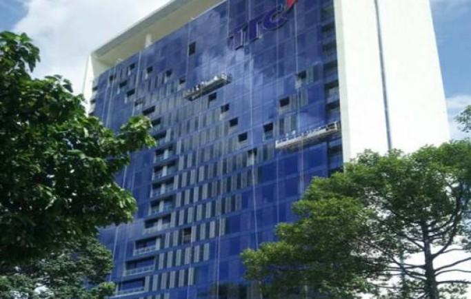 Cho thuê văn phòng quận tân bình tại tòa nhà cao ốc Tây Nam Office Building, 300m2 , lầu 5