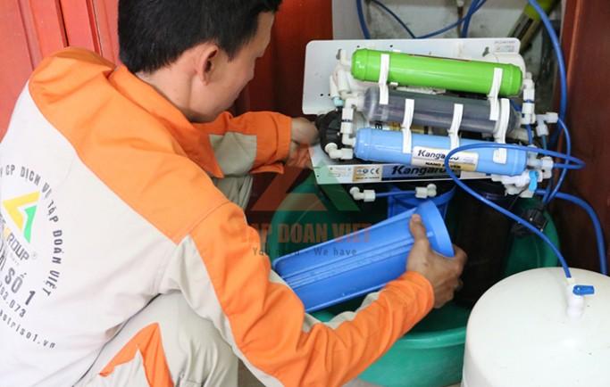 Cung cấp dịch vụ sửa chữa máy lọc nước uy tín ngay tại nhà hiện nay