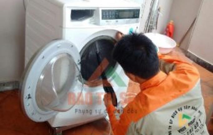Dịch vụ sửa máy giặt chuyên nghiệp tại nhà đảm bảo hiệu quả ngay