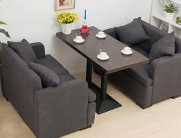 Không Gian Thêm Đẹp Nhờ mua ghế  Sofa Cafe tại nội thất Đăng Khoa