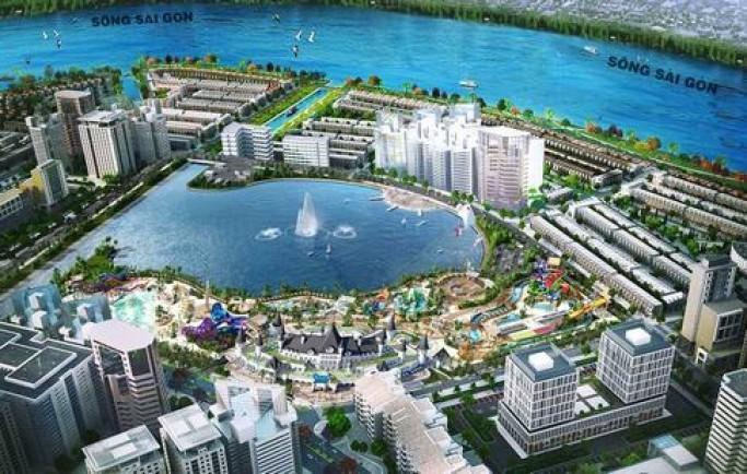 Khu đô thị Vạn Phúc City với 5.000 tỷ phát triển hạ tầng trong dự án