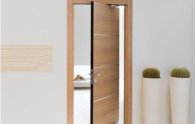 Nên lắp loại cửa gỗ nào tốt cho các căn hộ chung cư hiện nay