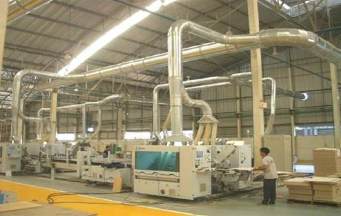 Nguyên tắc của hệ thống xử lý bụi công ty gỗ