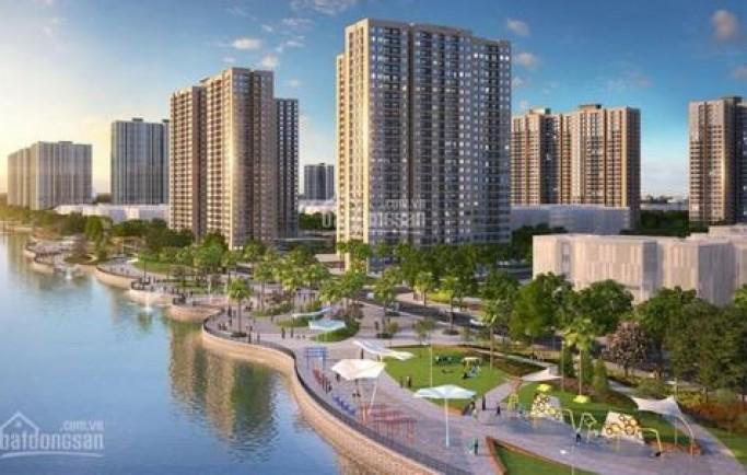 Nhận đặt giữ chỗ căn hộ cao cấp chuẩn Singapore Vincity quận 9