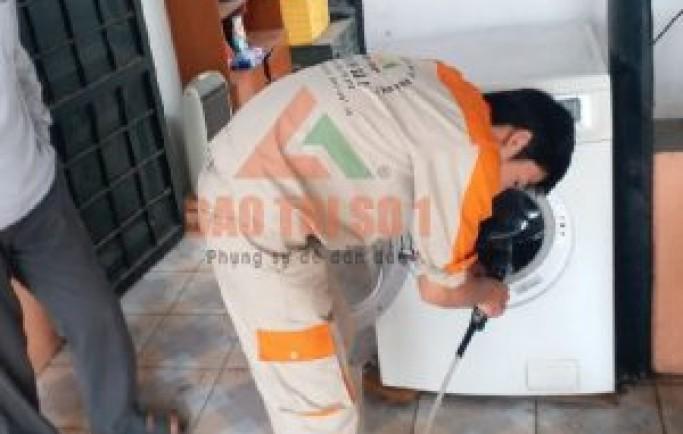Tư vấn dịch vụ sửa chữa máy giặt uy tín chuyên nghiệp ngay tại nhà