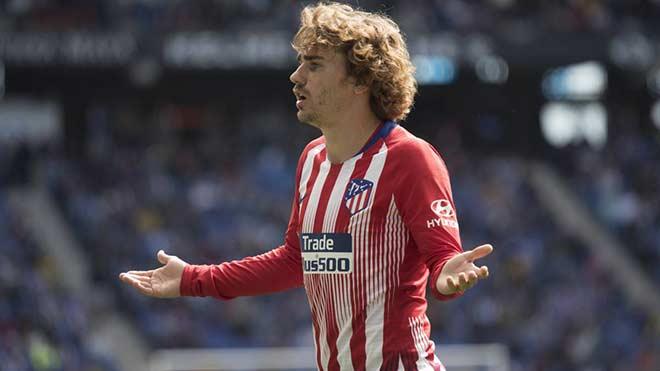 Barcelona tuyên bố họ chưa bao giờ hỏi mua Griezmann