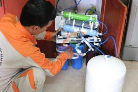 Giới thiệu dịch vụ sửa máy lọc nước tại gia đình đảm bảo uy tín nhất
